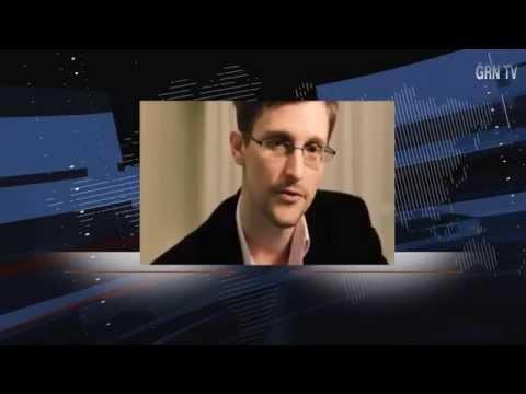 Edward Snowden's alternative Christmas message