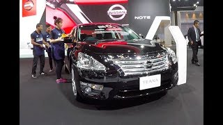 New 2018 Sedan Nissan Teana