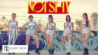 ITZY (있지) - Not Shy (Hip Hop Remix Ver.) Dance Cover by DARE Australia