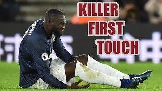 Lukaku Has A Killer First Touch