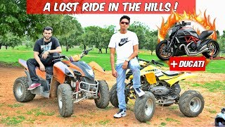 A Lost Ride in the Hills l The Baigan Vines