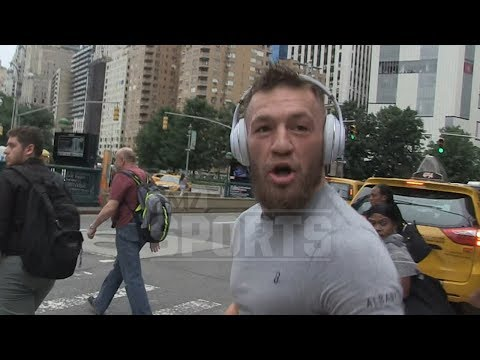 Conor McGregor Says He's Close on a UFC Fight with Khabib Nurmagomedov | TMZ Sports