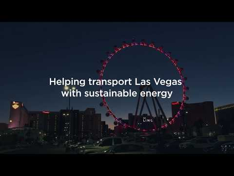 V3 Supercharging in Vegas