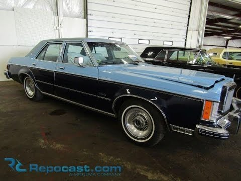 1977 Lincoln Versailles | For Sale | Online Auction