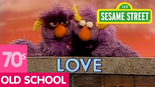 Sesame Street: Two-Headed Monster Discovers Love
