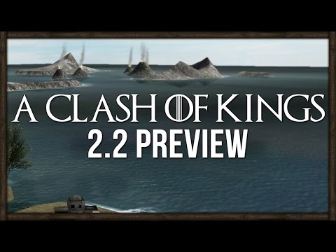 A Clash Of Kings 2.2 Preview (Warband Mod)