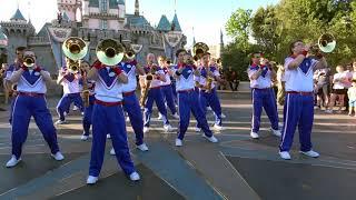 Disneyland Resort All-American College Band - Sundays with DAPs