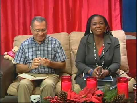 Spence Finlayson on Love FM Belize Morning TV Show