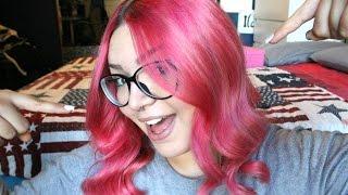 PINK HAIR  - tutto quello che dovete sapere! | ilamakeup02♡