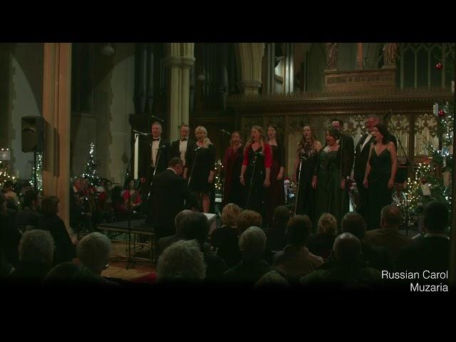 Russian Carol - Live Christmas Version - Muzaria
