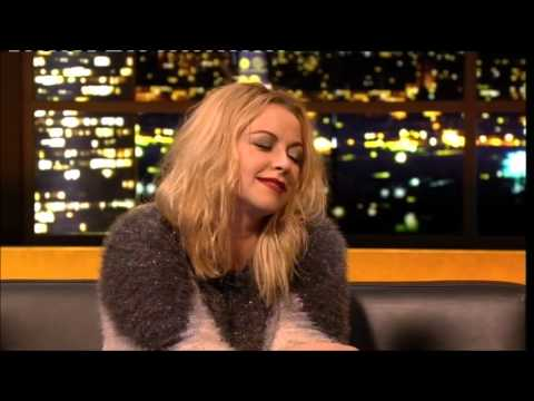 """""""Charlotte Church"""" The Jonathan Ross Show Series 3 Ep 09 13 October 2012 2/4"""