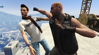 GTA 5 Epic Ragdolls Episode 2 (Euphoria Showcase)