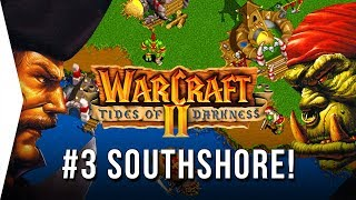 Warcraft 2 ► #3 SOUTHSHORE - Tides of Darkness Orc Campaign - [Nostalgic RTS GOG Gameplay]