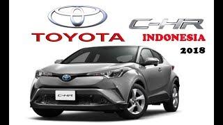 Toyota CHR 2018 ( Apakah Masuk Indonesia ?? )