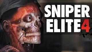 Sniper Elite 4 - РАССТРЕЛ ИТАЛЬЯНСКОЙ МАФИИ