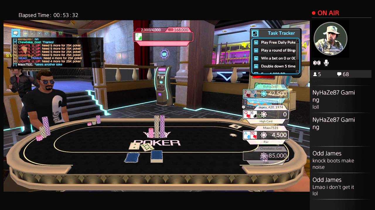 casino kings live stream