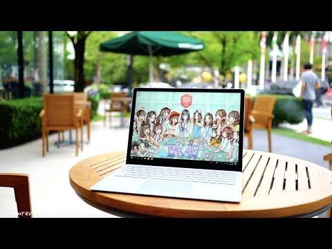 ||| รีวิว Surface Laptop ||| บาง เขียนได้ พร้อม Windows 10s และ Office365 ราคาพิเศษ - วันที่ 09 Apr 2018