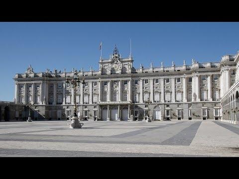 Madrid - Landmarks, Museums, Palace
