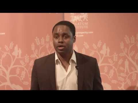 2015 Africa Prosperity Summit: Interview with Claude Grunitzky