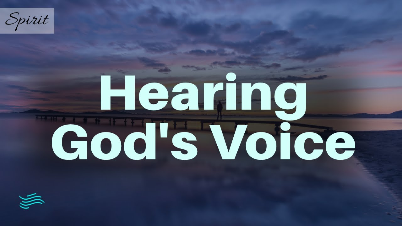Download 18 Minute Guided Meditation on Hearing God's Voice