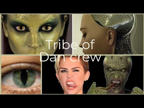 Lizard People Are From the Tribe of Dan