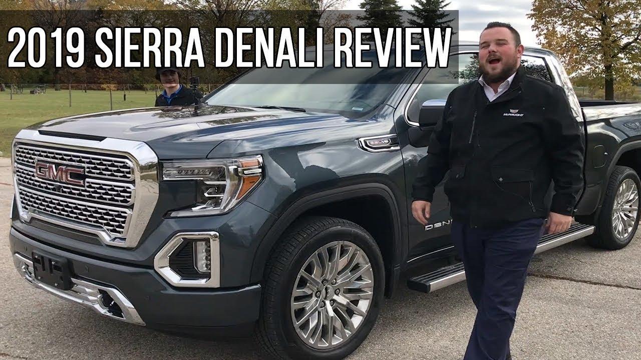 2019 GMC Sierra Denali Ultimate 6 2L (Road-Test, Review & More!)   McNaught  Mondays