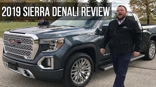 2019 GMC Sierra Denali Ultimate 6.2L (Road-Test, Review & More!) | McNaught Mondays