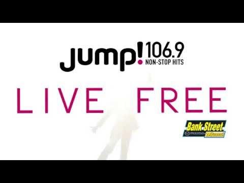 JUMP 106.9'S LIVE FREE
