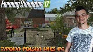 Farming Simulator 17 ☆ Sprawdzanie map #18 Typowa Polska Wieś V4