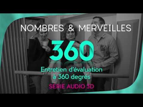 Vidéo Nombres et Merveilles est une série en son 3 D composée de sketchs ou merveilles sonores. Je suis Madame Lepic.