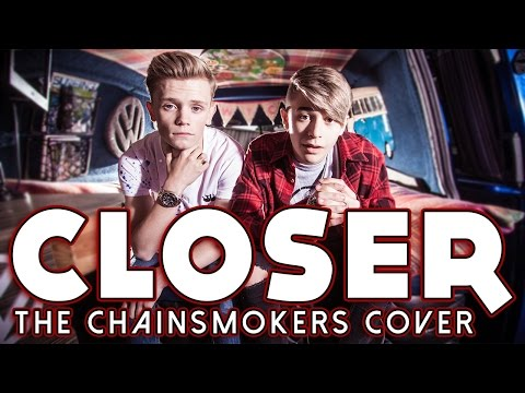 The Chainsmokers - Closer ft  Halsey (Bars and Melody Cover)