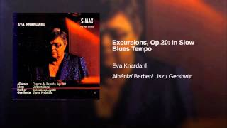 Excursions, Op.20: In Slow Blues Tempo