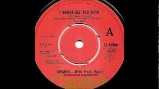 TAVARES WITH FREDA PAYNE ~ I Wanna See You Soon (Dj Colourzone Extended Edit).wmv