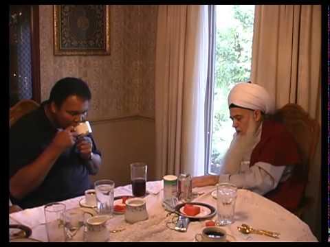 Mohammad Ali Clay Visits Shaykh Hisham Kabbani