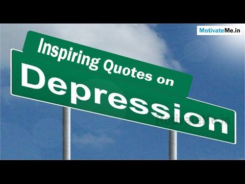inspirational quotes for people depression depression