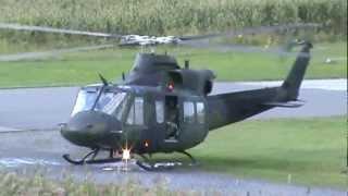 Bell CH-146 Griffon (Bell 412EP) Landing Exercises CSU3