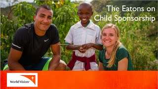 What does child sponsorship mean to the Eatons? | World Vision
