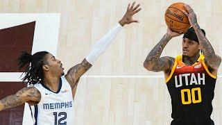 Memphis Grizzlies vs Utah Jazz…