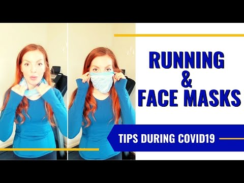 Face Mask Tips for Running or Walking Outside