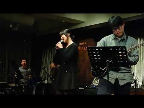 닝트리오 닝트리오  - LOVE  (vocal. 김수진) @홍대 네스트나다