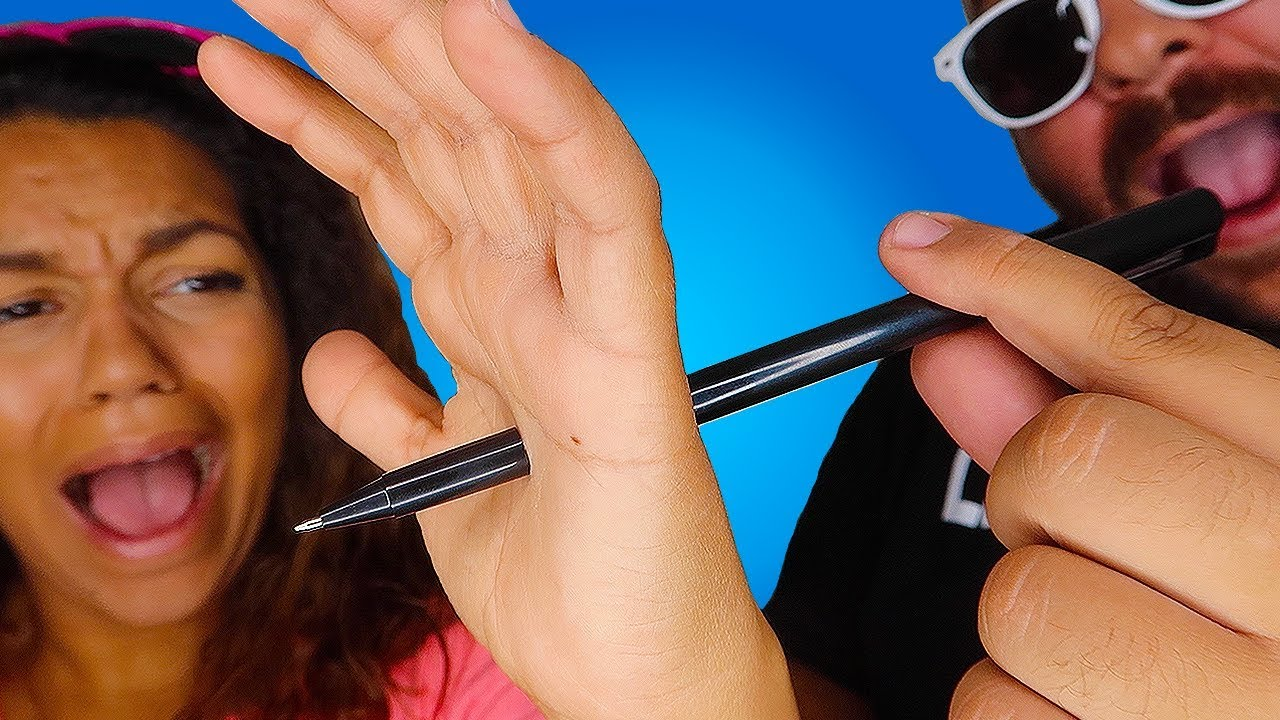 Download How To Do 3 PEN Magic Tricks!