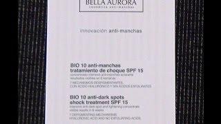 BIO 10 ANTIMANCHAS-Bella Aurora