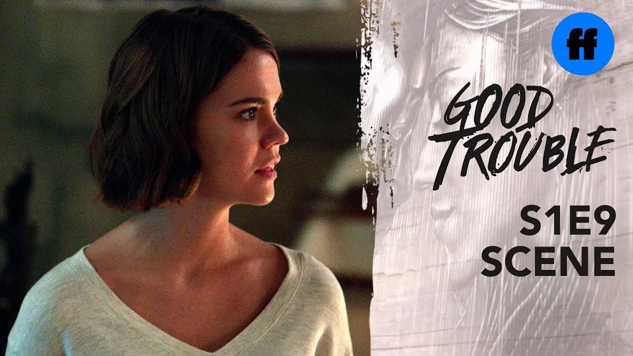 Download Good Trouble Season 1, Episode 9 | Gael Feels Used By Callie | Freeform