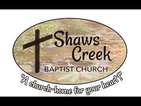 Shaws Creek