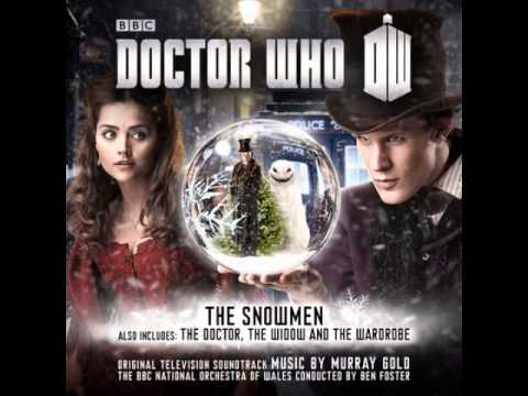 Doctor Who Soundtrack 01 Geronimo The Snowmen The