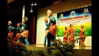 Tarian Tradisional ((Showcase)) SMK Pandan Indah