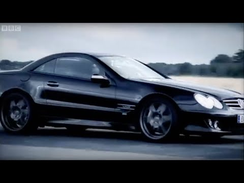 Mercedes Brabus SL review - Top Gear - BBC