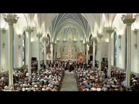 Voices of the City, Cathedral of Saint Andrew, ArtPrize 2014