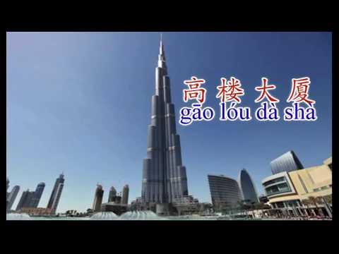 Dạy tiếng Trung qua bài hát Qing shen shen yu meng meng [情 深 深  雨  蒙 蒙 ] Triệu Vy