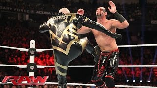 Goldust & The Prime Time Players vs. Stardust & The Ascension: Raw, November 23, 2015
